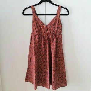 3/$25 Paisley Mossimo Summer Dress w/ Pockets